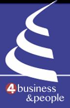 Logo 4 business & people