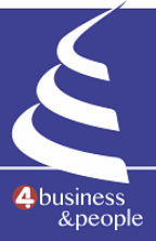 Logo 4 business & people