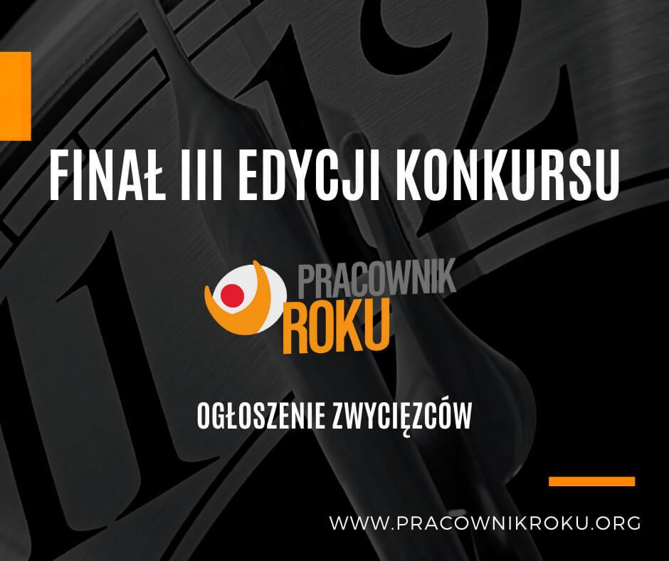 Konkurs Pracownik Roku
